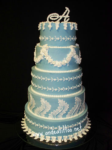 Wedgewood Cake, 5/8/10, Served 296